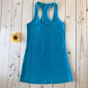 Lululemon Athletica Razorback Tank Top